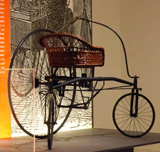 Tricycle anglais (image)