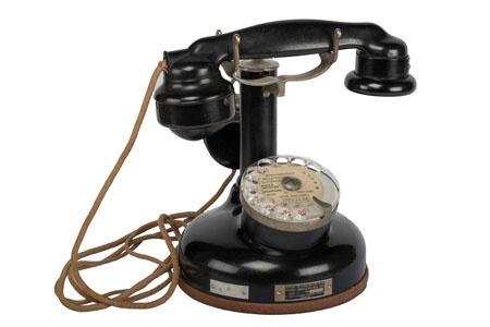 Téléphone à cadran PTT 24 (image)