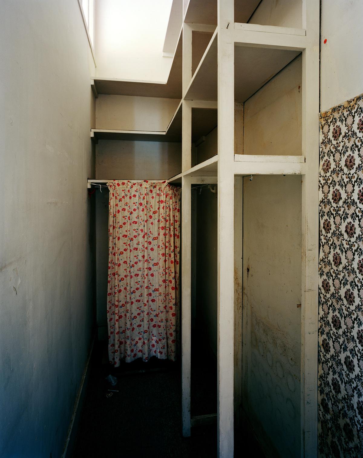 Aile gauche, Appartement n° 24, mardi 25 septembre 2012 (image)