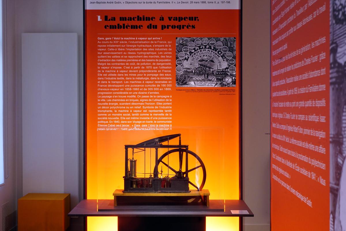 « Des machines au service du peuple. Godin et la mécanique » : 1. La machine à v