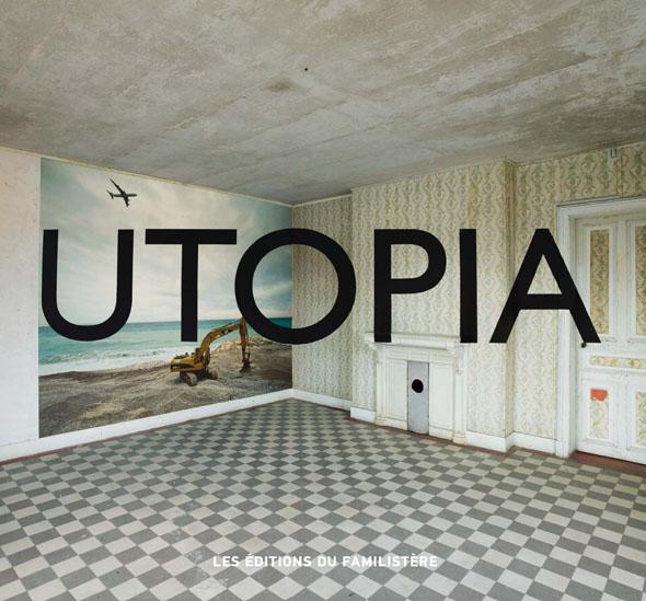 Extrait du livre Utopia / Georges Rousse