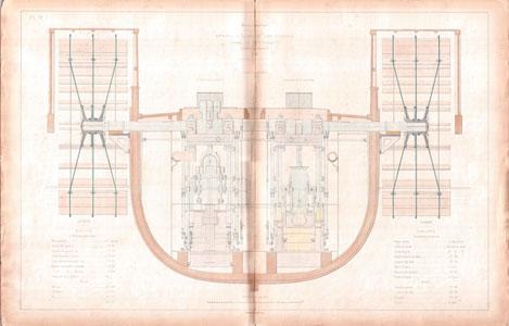 Atlas des ateliers de construction mécanique pour la marine (image)