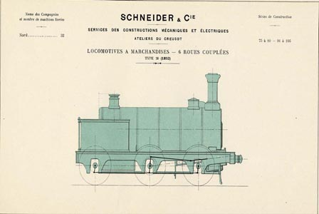 Locomotive à marchandises type 20 (image)
