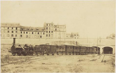 Train impérial (image)