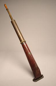 Aspirateur de poussières à pompe (image)