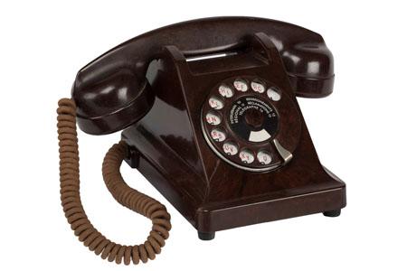 Téléphone à cadran U43 (image)