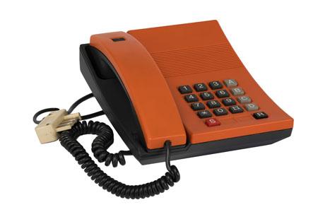 Téléphone à clavier Digitel 2000 (image)