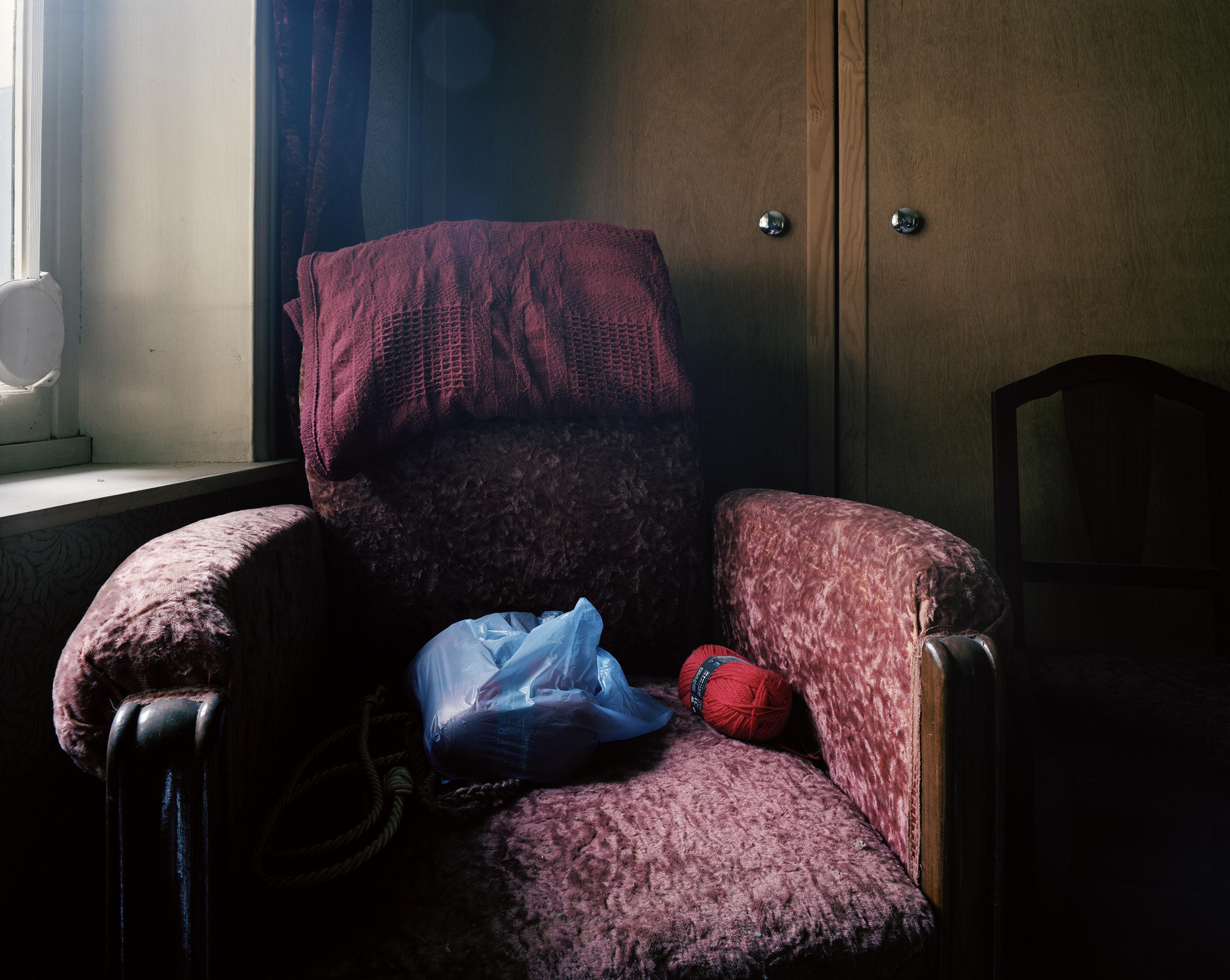 Aile gauche, Appartement n° 17, mardi 25 septembre 2012 (image)