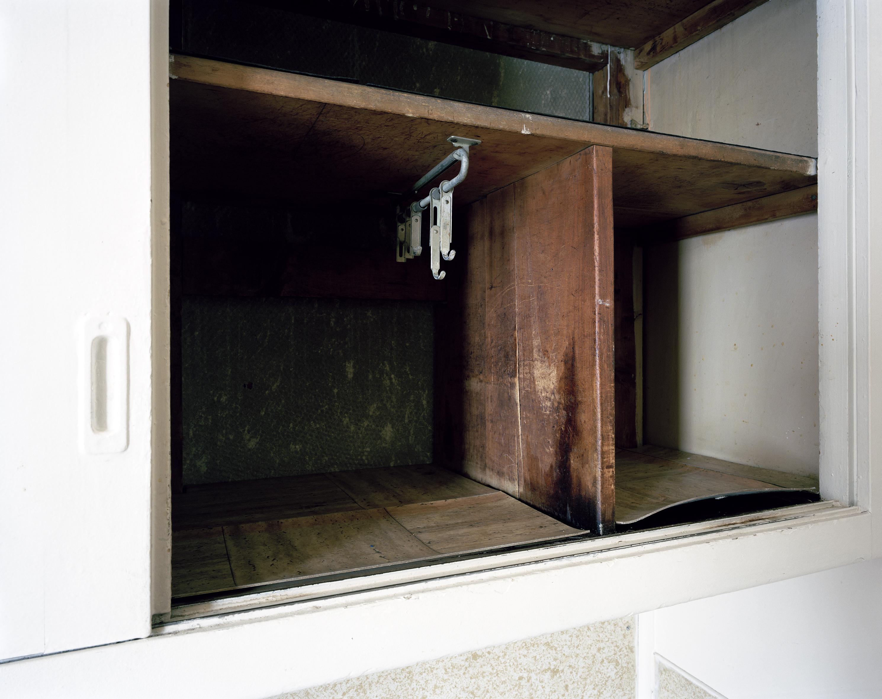 Aile gauche, Appartement n° 20, jeudi 4 octobre 2012 (image)