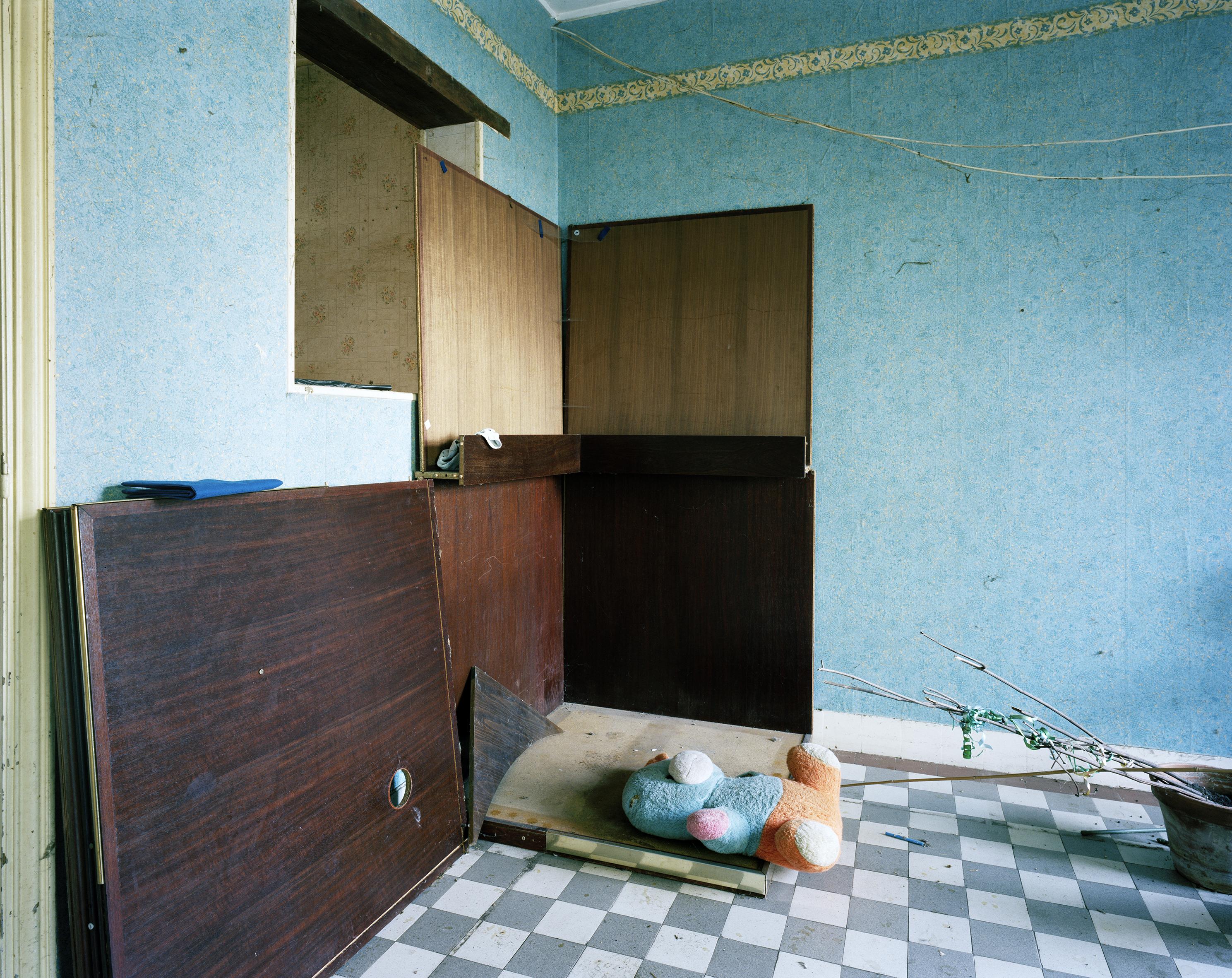 Aile gauche, Appartement n° 44, jeudi 16 octobre 2012 (image)