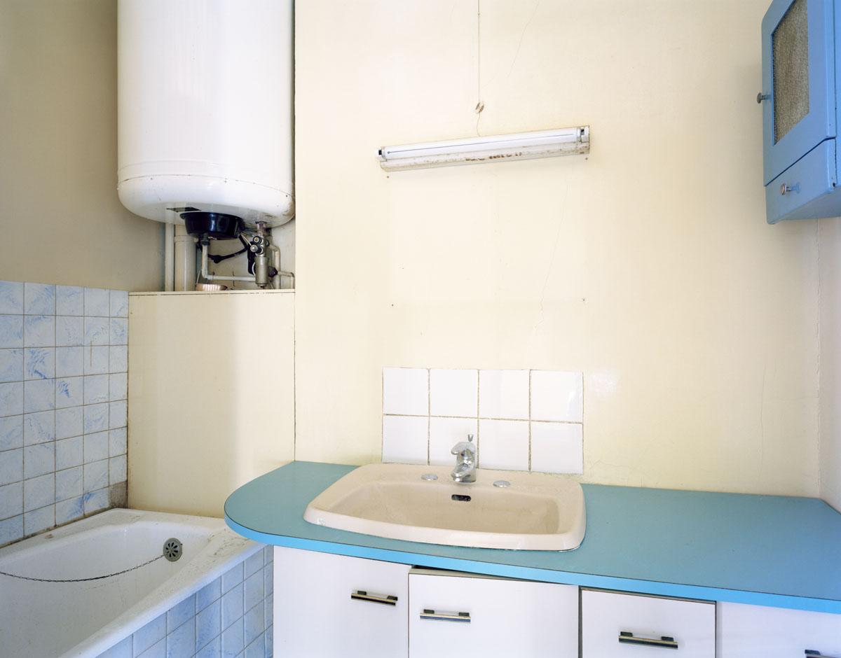 Aile gauche, Appartement n° 41, jeudi 6 décembre 2012 (image)