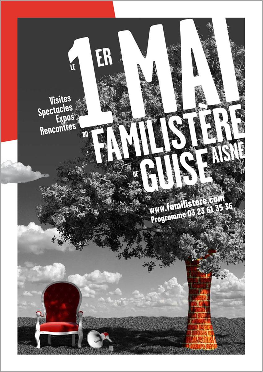 Programme du Premier Mai 2011 du Familistère