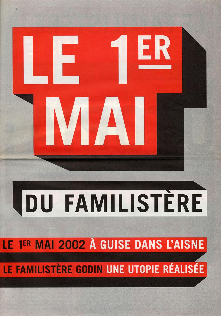 Programme du Premier Mai 2002 du Familistère